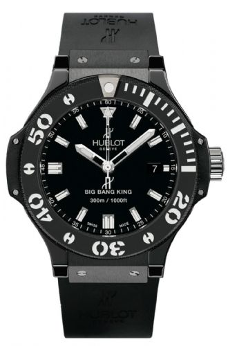 HUBLOT Big Bang King Black Magic Ceramic Automatic Gents Watch 312.CM.1120.RX